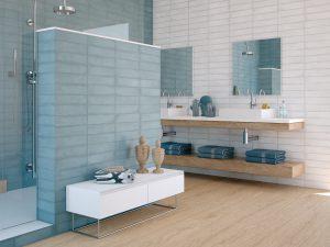 Colonial Bathroom Tiles