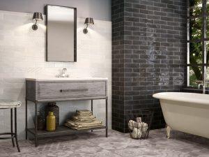 Opal Bathroom Tile Collection