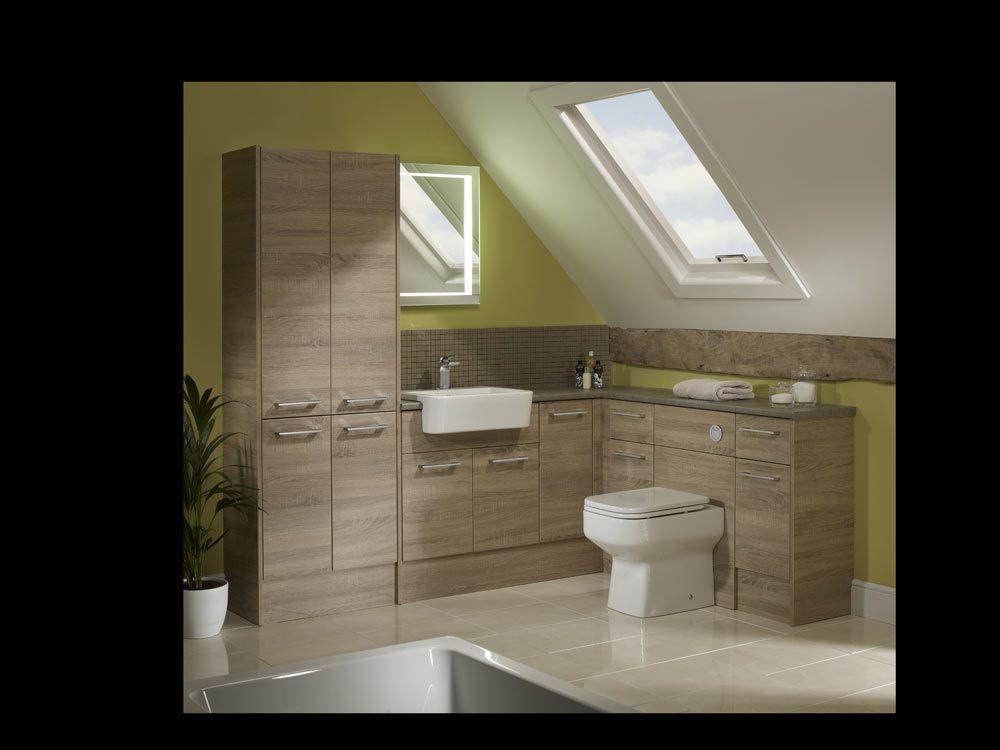 Aruba Fitted Bathroom Furniture Btw Baths Tiles Woodfloors