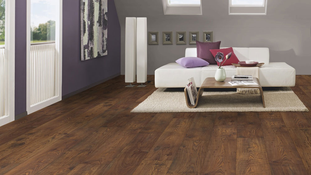 Bakersfield Chestnut Laminate Flooring Btw Baths Tiles