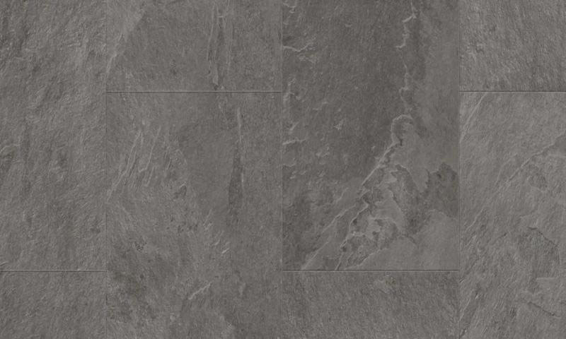 Black Scivaro Slate Vinyl Flooring Btw Baths Tiles