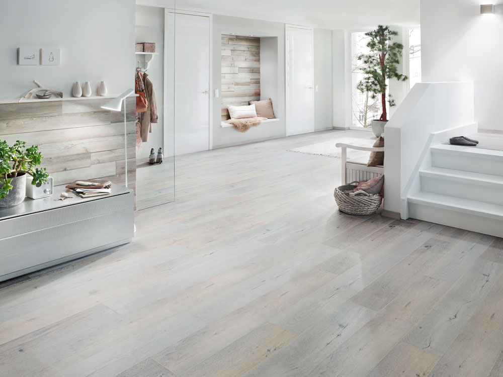Enchanted Oak Laminate Flooring Btw Baths Tiles Woodfloors