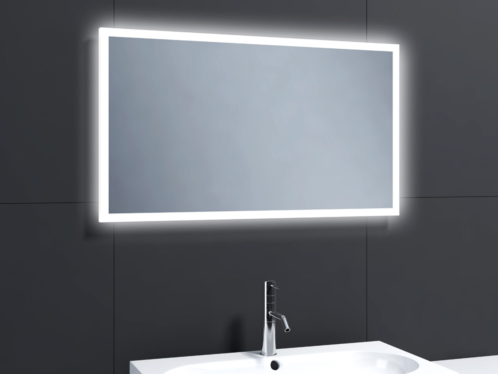 Linea Mirror Btw Baths Tiles Woodfloors