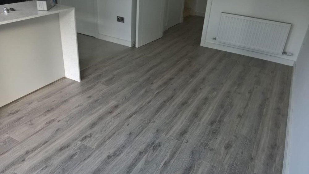 Volcanic Oak Laminate Flooring Btw Baths Tiles Woodfloors