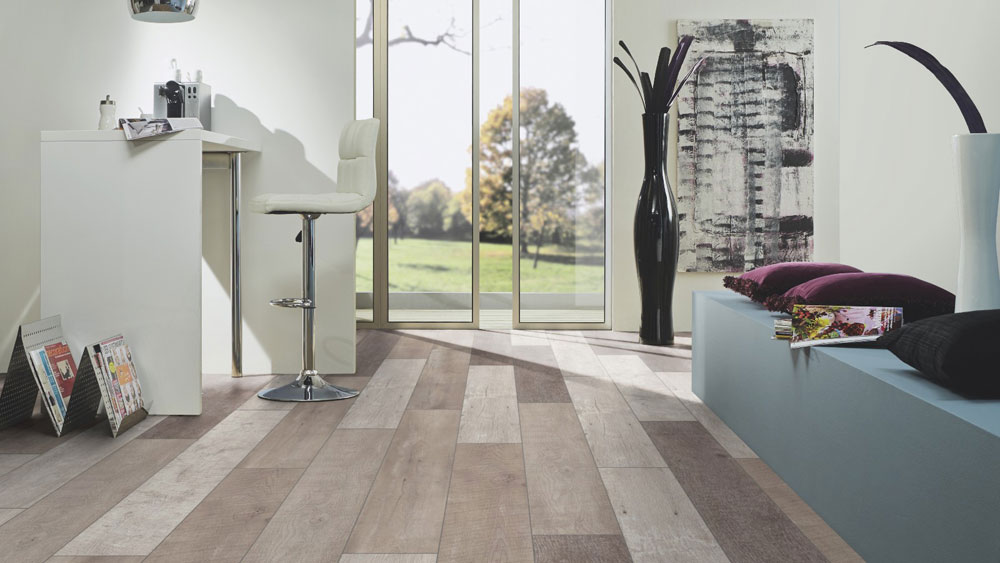 Weathered Barnwood Laminate Flooring Btw Baths Tiles
