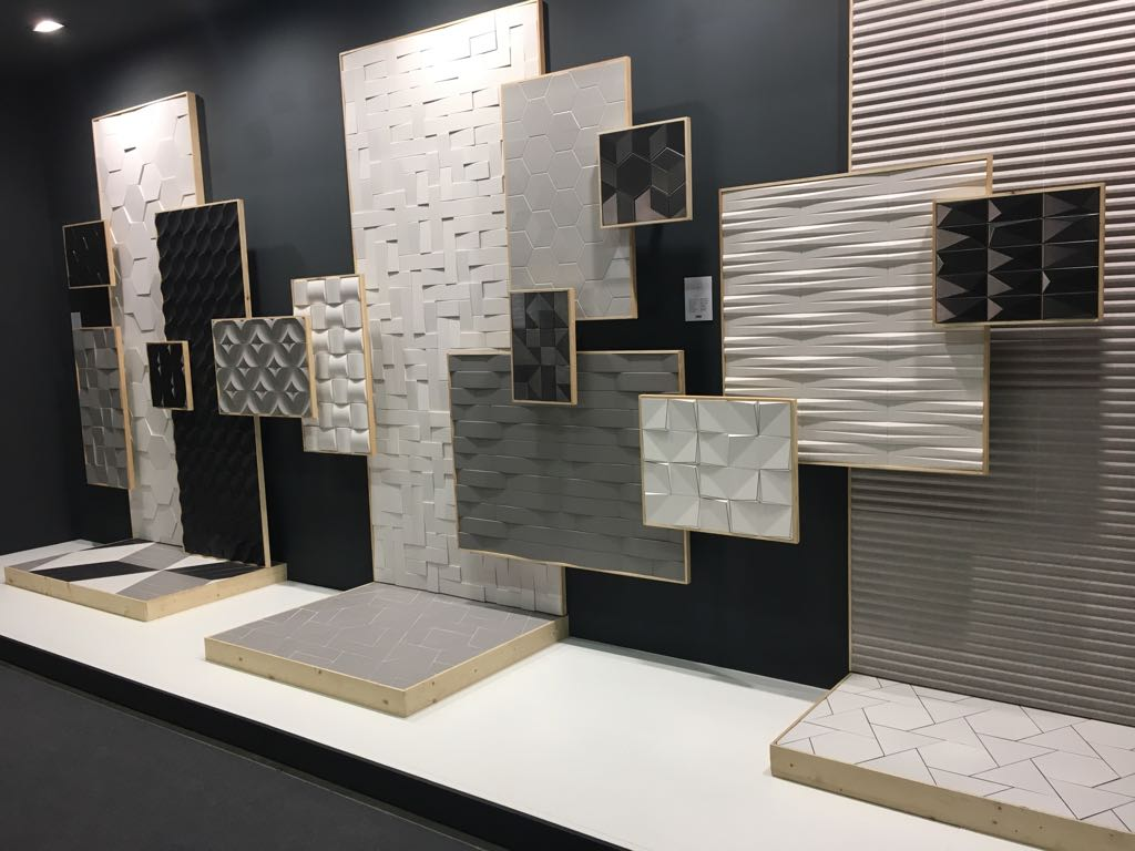 Wow Ceramic Tiles at Cersaie