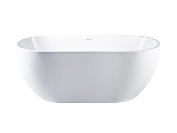 Bay Freestanding Bath White