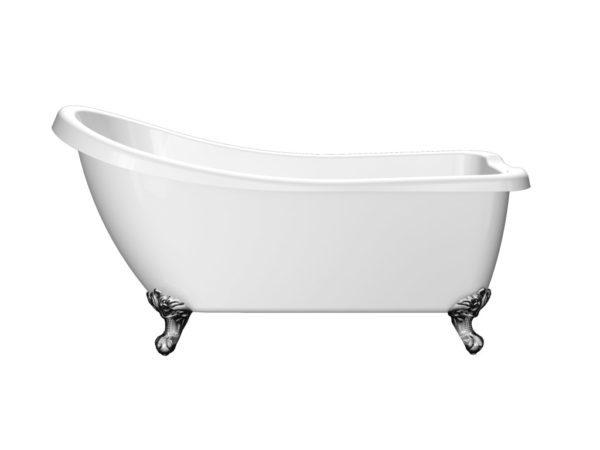 Traditional Slipper Bath