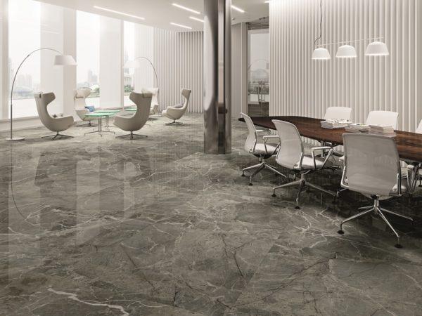 Enya Grey Floor Tiles