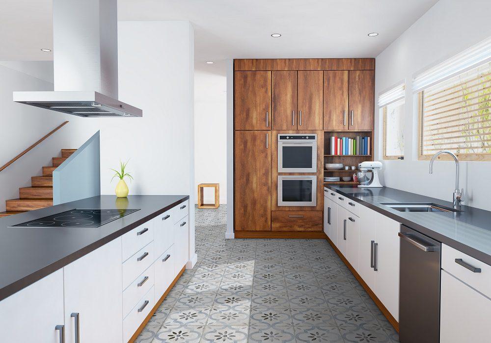 Kitchen Tile Ideas Extraordinary Floors And Walls Btw Baths Tiles Woodfloors