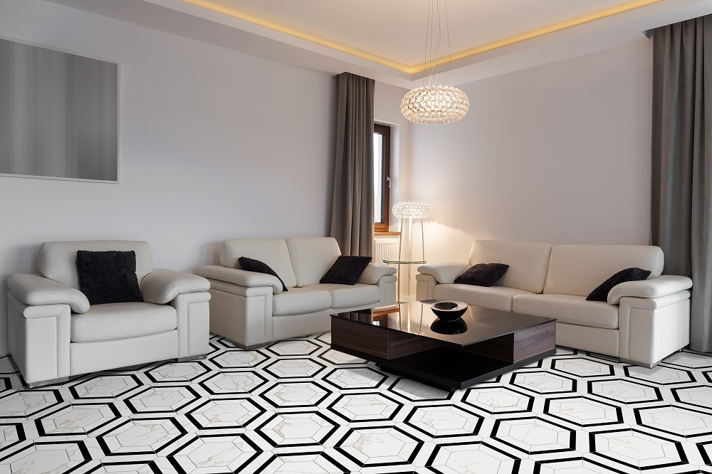 Pattern Floor Tile Collection