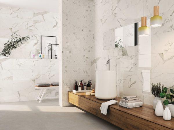Casablanca Bathroom Tile Collection
