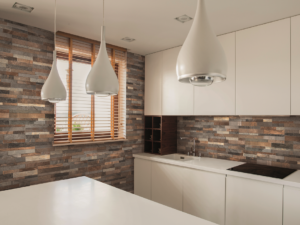 Canyon Multicolour Splashback Tile