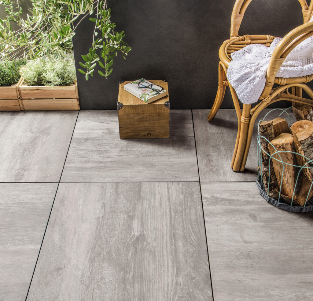 Timber Bianco 20mm Outdoor Tiles