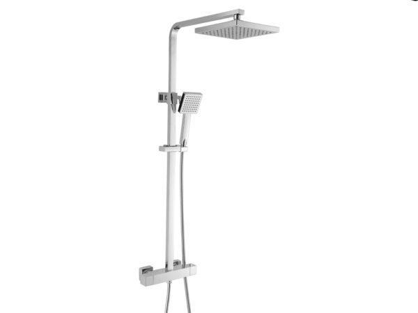 Flo Square Shower