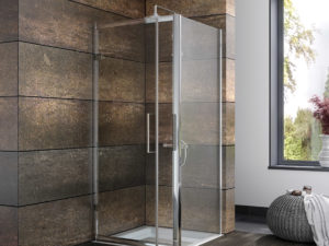 Hinge Door Quadrant Shower Enclosure