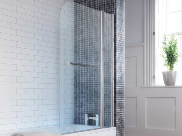 Double Bath Screen