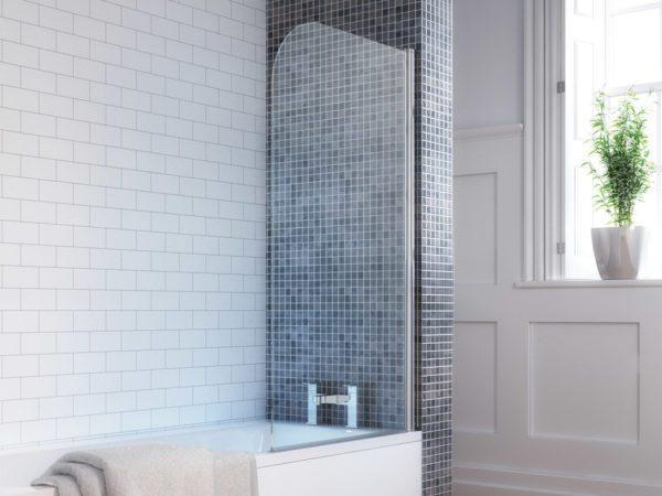Round Bath Screen