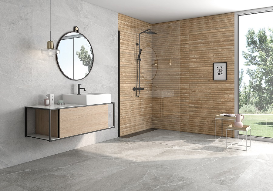 Bodo Bathroom Tile Collection