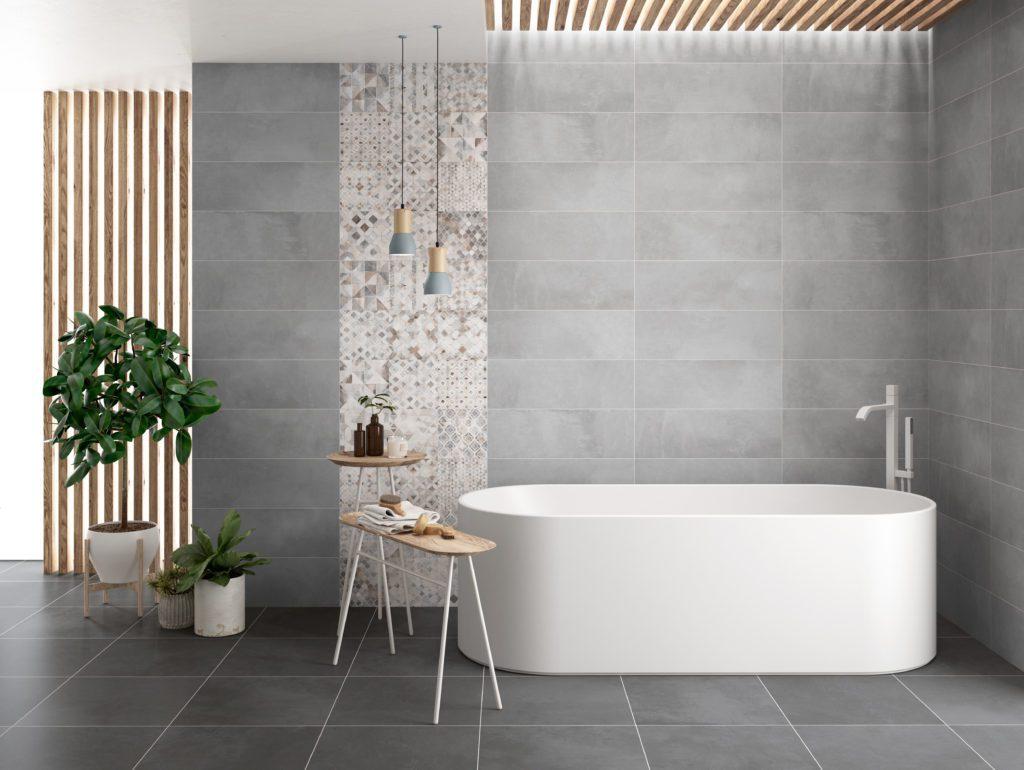 Caen Bathroom Tile Collection