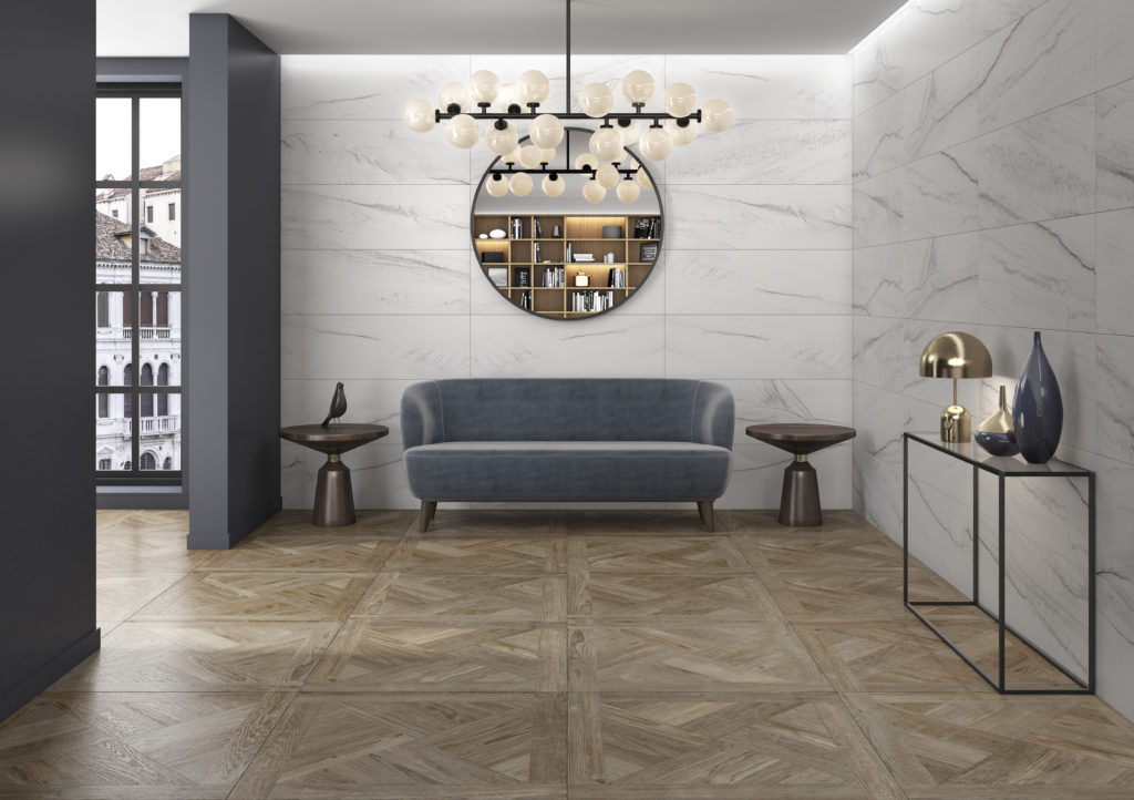 Cassetto Wood Effect Tile