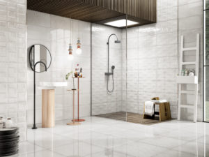 Flow Bathroom Tiles