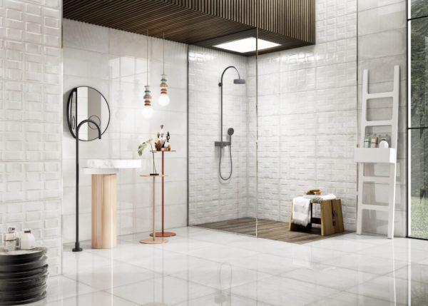 Flow Bathroom Tiles